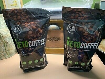 $29.99 • Buy It Works! Brand Keto Coffee Carb Management, 15 Packets (New In Sealed Bag)