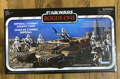 $ CDN60.06 • Buy Star Wars Vintage Collection Rogue One Imperial Combat Assault Hover Tank - New