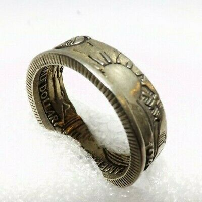 $17.99 • Buy Men's Size 13  Vintage Look Coin Style Ring