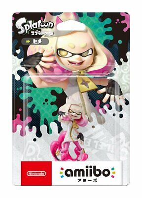 AU59.50 • Buy [Limited Offer] Nintendo Amiibo Splatoon 2 Pearl  Switch Wii U Figure