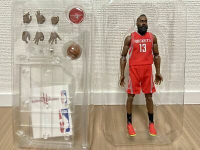 $330 • Buy Enterbay James Harden 1/9 Scale Figure Motion Masterpiece NBA Collection Rare