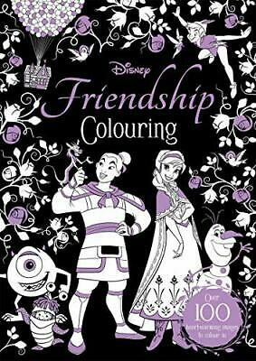 £7.57 • Buy Disney Friendship Colouring By Igloo Books (Paperback 2020) New Book