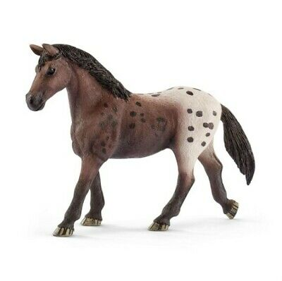 Schleich Toy Farm Animal Plastic Appaloosa Mare 1/20 Scale Horse • 5.75£