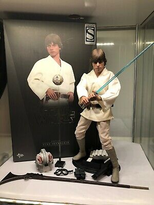 $425 • Buy Hot Toys MMS 297 Star Wars A New Hope Luke Skywalker EXCLUSIVE EDITION