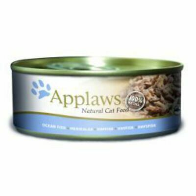 Applaws Cat Ocean Fish 156g • 4.66£
