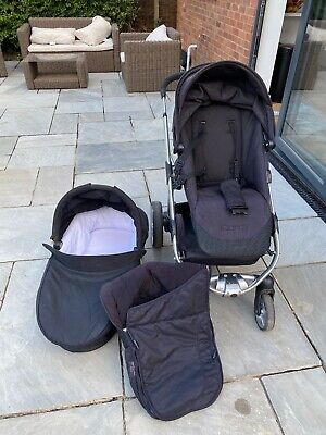 Icandy Apple2pear Pushchair + Accessories • 50£