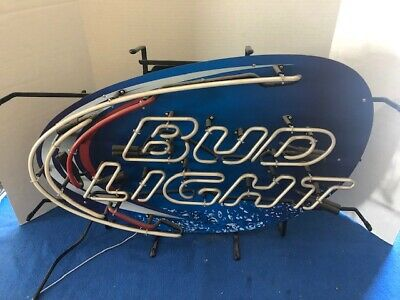 $ CDN231.21 • Buy Bud Light Splash Neon Light Sign
