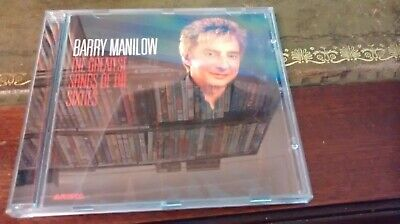 BARRY MANILOW * THE GREATEST SONGS OF THE SIXTIES * 15 Track Cd • 2.69£