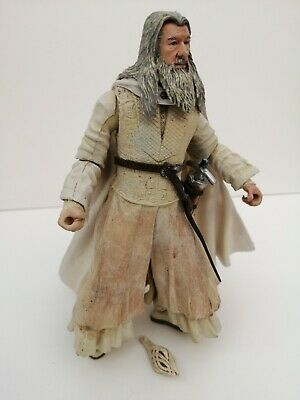 Toybiz Lord Of The Rings Action Figure - Gandalf The White • 16£