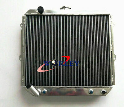 AU625 • Buy 3 Core Aluminum Radiator For Mitsubishi Pajero NH NJ NL NK 3.5L V6 Petrol AT