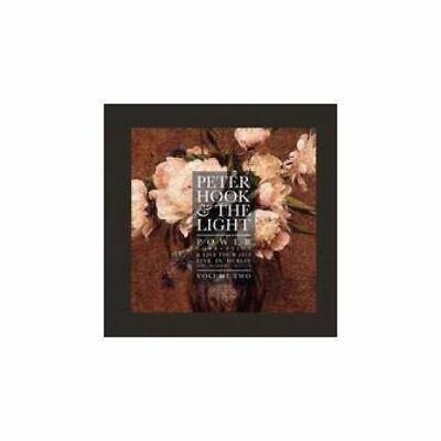 £9.99 • Buy Peter Hook And The Light Power, Corruption & Lies Tour 2013 Live In Dublin The A