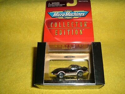$12 • Buy Micro Machines 1978 Corvette Indy Pace Car  Collector Edition Ltd. Series 1 NIP