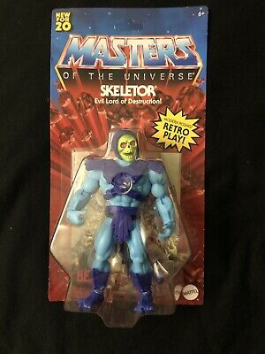 $20.99 • Buy Masters Of The Universe Origins Skeletor 5.5 Action Battle Figure Walmart 2020