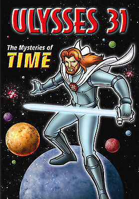 £5.06 • Buy Ulysses 31: The Mysteries Of Time    (DVD, 2008) Animated  Children's  Brand NEW