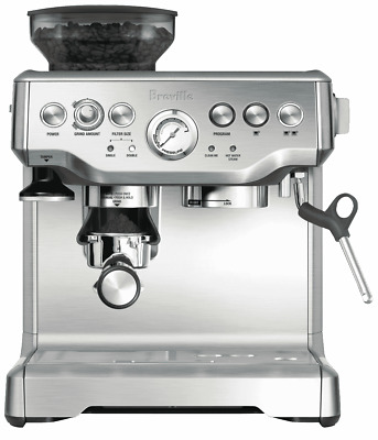 AU749 • Buy NEW Breville BES870BSS The Barista Express Coffee Machine