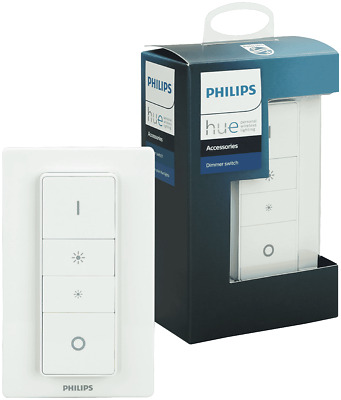 AU39.95 • Buy NEW Philips HUEDIMSWITCH Hue Dimmer Switch
