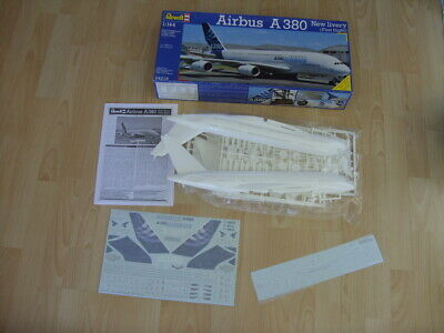 AIRBUS A380 New Livery (First Flight) 1:144 Plastic Model Kit REVELL • 21.99£