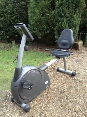 Horizon Fitness RSC 100 Commercial Recumbent Bike. Battery Powered Console • 200£