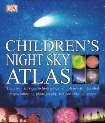 Children's Night Sky Atlas By Scagell, Robin Book The Cheap Fast Free Post • 20.96£