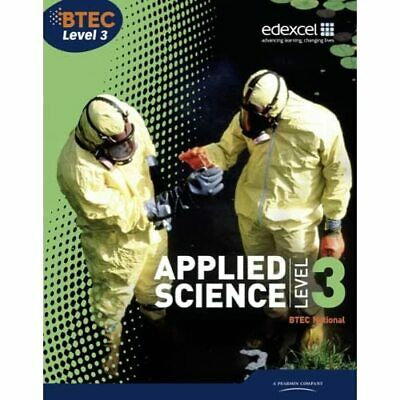 £48.20 • Buy BTEC Level 3 National Applied Science Student Book - Paperback NEW Ennets, Franc