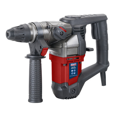 Sealey Rotary Hammer Drill SDS Plus 26mm 900W/230V SDSPLUS26 • 72.99£