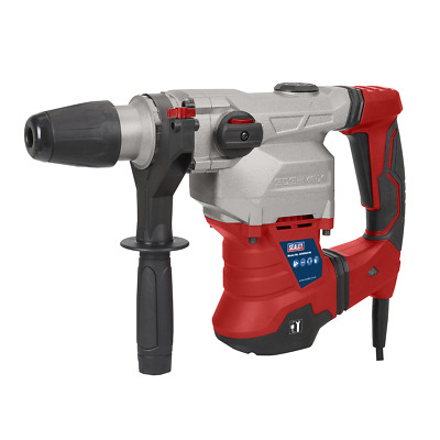 Sealey Rotary Hammer Drill SDS MAX 40mm 1500W/230V SDSMAX40 • 135.95£