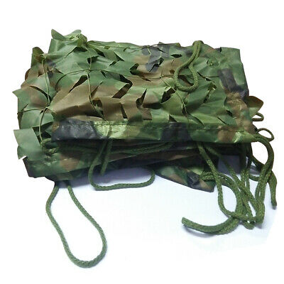 $24.19 • Buy 9.8x13ft Woodland Camouflage Netting Military Camo Hunting Cover String Net