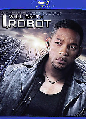 I, Robot (Blu-ray) NEW Factory Sealed, Free Shipping • 6.38£