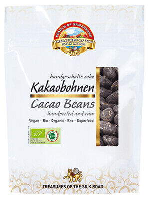 £5.25 • Buy Cacao Beans, Organic 100g (Pearls Of Samarkand)
