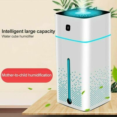 AU20.59 • Buy Aroma Aromatherapy Diffuser Essential Oil Ultrasonic Air Humidifier Purifier 1L