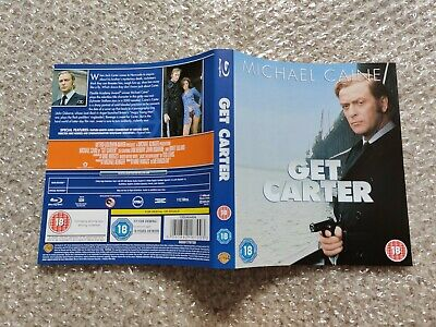 Get Carter (Blu-ray) Inlay Only • 2.49£