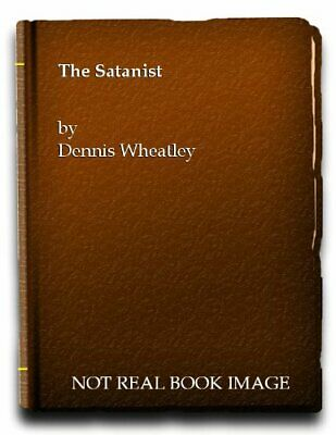 The Satanist By Wheatley, Dennis Book The Cheap Fast Free Post • 5.49£