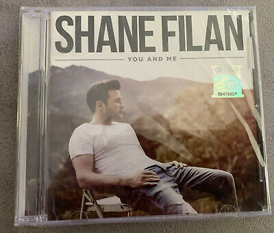Shane Filan - You And Me [CD]  Album - New Sealed • 2.99£