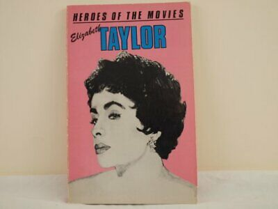 £3.59 • Buy Elizabeth Taylor (Heroes Of The Movies S.) By D'Arcy, Susan Paperback Book The