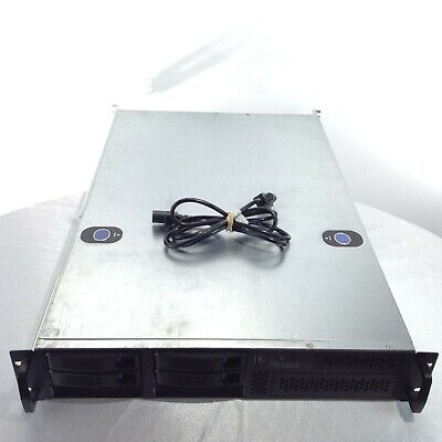 $ CDN224.08 • Buy Chenbro 2U Hot Swap Rackmount Server Chassis SAS823T HDD Backplane Fans Cables