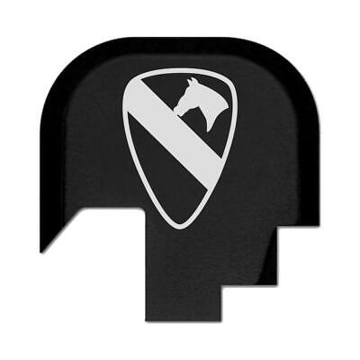 $15.19 • Buy Rear Slide Gun Back Butt Plate For Smith Wesson M&P 9/.40 - Shield First Cavalry