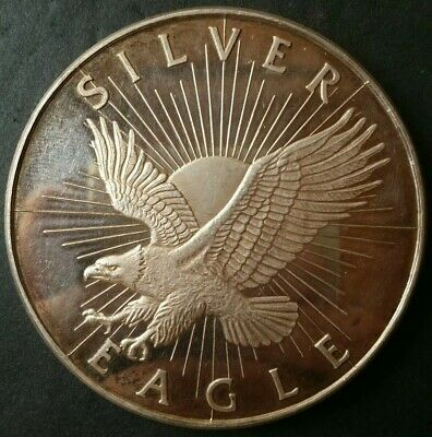 $ CDN189.53 • Buy Sunshine Minting 5oz Silver Eagle Round