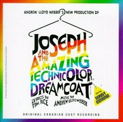 £3.53 • Buy Joseph And The Amazing Technicolor Dreamcoat (1992 Canadian Cast) - Webber, Andr