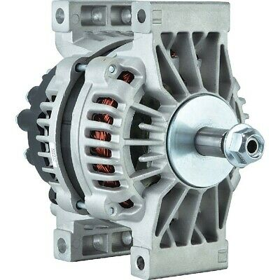 New Alternator For 100 Amp 24v BOSCH 0-124-655-006 WAI 12811N