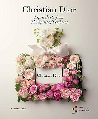 Christian Dior: The Spirit Of Perfumes New Paperback Book • 19.61£