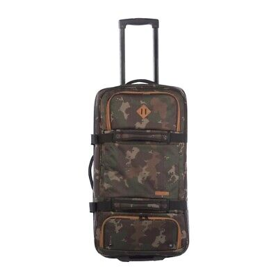 "Animal ""Everglade"" 80lt Split Holdall Suitcase Travel Bag LU7WL203-E95 • 90£"