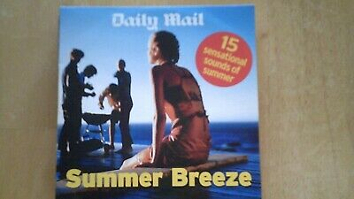 Summer Breeze Daily Mail CD • 1.69£