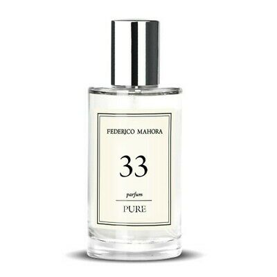 FM 33 Pure 50ml, Inspired By Light Blue • 14.50£