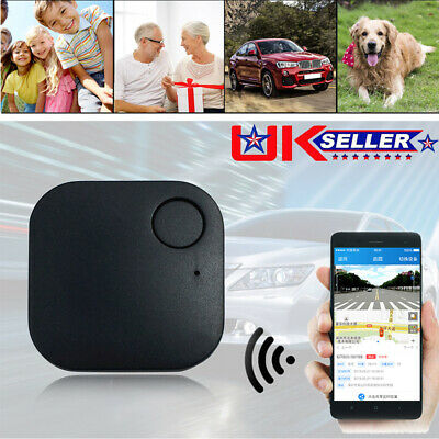 Mini GPS Tracking Device Tag Key Child Finder Pet Tracker Vehicle Locator UK • 4.79£