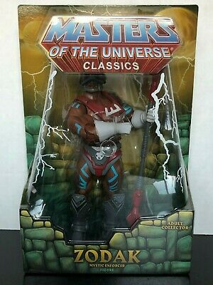 $89.99 • Buy Mattel Masters Of The Universe Classics MOTUC Zodak First Release MISB