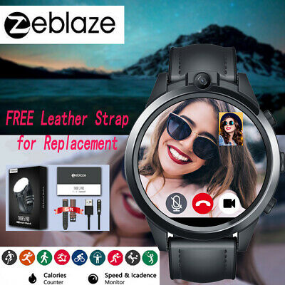 AU206.42 • Buy Zeblaze THOR 5 PRO Smart Watch 1.6-inch LTPS Crystal Screen Quad Processor I0W7