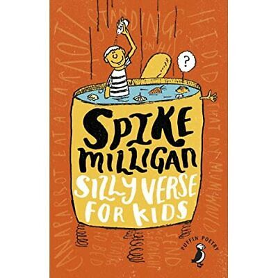 Silly Verse For Kids (Puffin Poetry) - Paperback NEW Spike Milligan  2015-10-01 • 8.30£