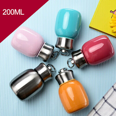 £10.88 • Buy Mini Cute Stainless Steel Water Bottle Vacuum Insulated Sports Gym Metal Flask