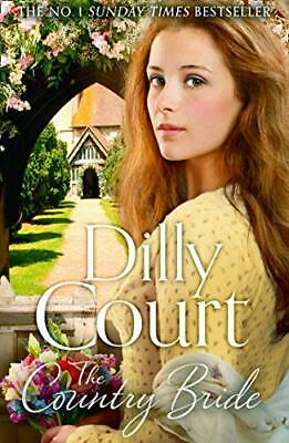 £3.59 • Buy The Country Bride: The No.1 Sunday Times Bestseller And The F... By Court, Dilly