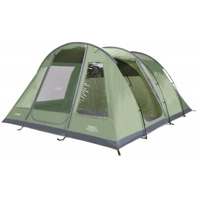 Vango Odyssey 600 - 6 Person Poled Tunnel Tent - NEW 2017 - RRP £300 • 225£